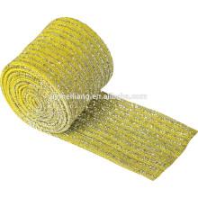 JML1309 produtos de limpeza doméstica matéria-prima de plástico para esfregaço de esponja