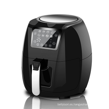 Aparato de cocina Freidora digital de aire caliente Cocina