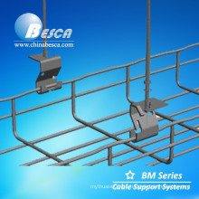 Internal Data Center Electro-Galvanized Cable Tray Cable Basket Tray with UL CUL CE SGS Certificated