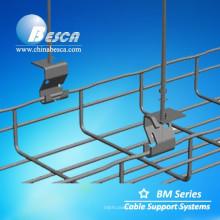 Bandeja Electro-Galvanizada interna da cesta de cabo da bandeja de cabo do centro de dados com o GV do CE do UL CUL habilitado