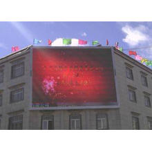 Government Outdoor Full Color LED Display Screen Billboard