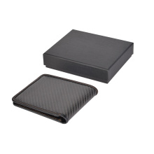 OEM carbon fiber wallet with long style
