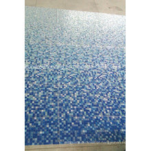 Padrão de mosaico da arte do mosaico da parede do projeto do fundo (HMP816)