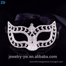 High quality crystal cheap party masks, masquerade masks buy cheap