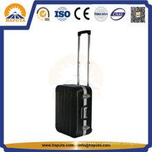 Высокое качество алюминиевая тележка ABS чемодан (HT-5101)