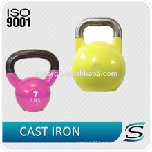 Portable 4kg competition kettlebells