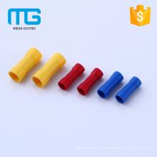 Fil chaud de vente traversant PVC isolé connecteurs parallèles isolés