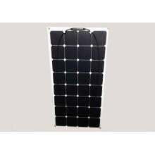 OEM Full Certified EXW Precio 100W Panel Solar Semi Flexible 18V