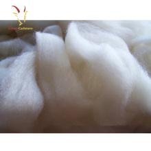 Enthaartes mongolisches 100% Kaschmir-Rohmaterial
