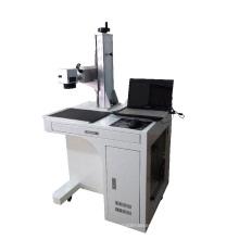 Máquina de marcação a laser para peças metálicas