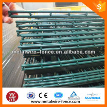 factory price welded mesh fence double wire mesh security fence