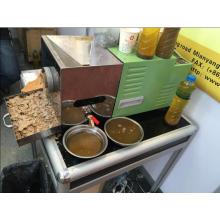 Máquina do moinho de óleo da casa / imprensa pequena do óleo da prensa do frio / extrator de óleo pequeno