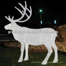 escultura de animais de recreio ao ar livre