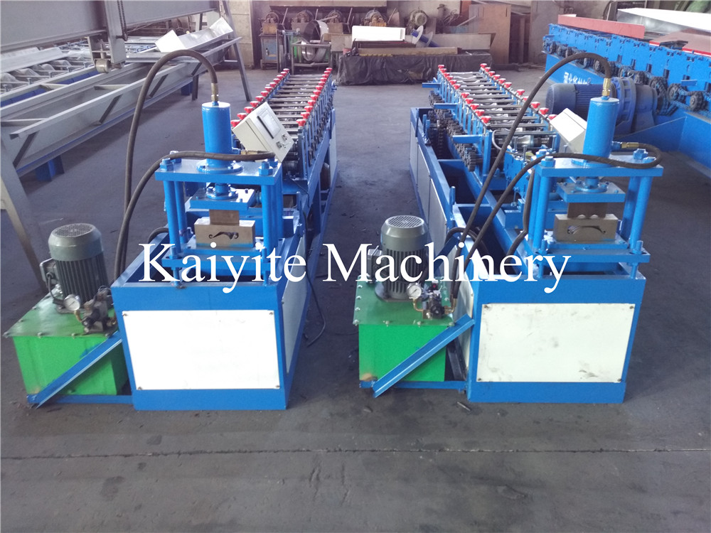 Roll Forming Machine For Shutter Door