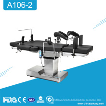 A106-2 Table multifonctionnelle d'opération d'ophtalmologie Fabricant