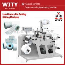 2015 high speed DK-G series label rotaty die cutting machine slitting machine