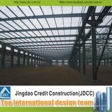 Angebot Installation Service Stahlbau Lagergebäude Jdcc1027