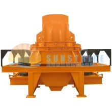 Trituradora de impacto del eje vertical estándar de Ce / arena que hace la máquina