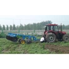 Agricultural machine 1BZ hydraulic trailing 20 blades disc harrow