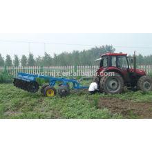 Máquina agrícola 1BZ hidráulico arrastando 20 lâminas de grade de disco