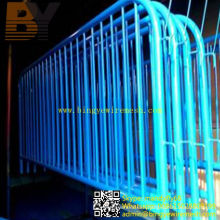 Galvanized Powder Coated Removable Barriers