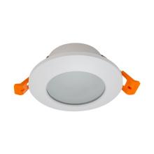 Office use white ultra thin led downlight head