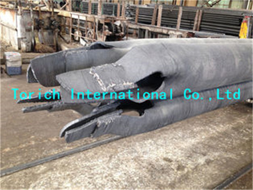 Cold Formed Seamless Steel Square Tubing