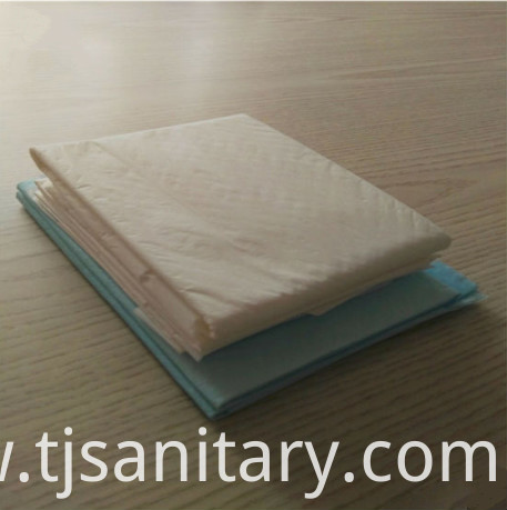 white pet pad