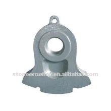 Marteau à concasseur en acier à haute teneur en manganèse 2012, de bonne qualité Pièces d'usure de concasseur