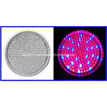 168LED AC110 / 220V 10W R: B = 143: 25 Spectre en pot de verre Grow Light
