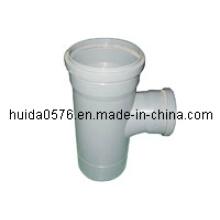 Molde de encaixe de tubulação (20mm-50mm Reducer Tee)