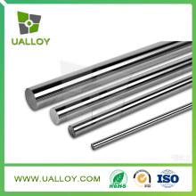 Diámetro 160mm precisión suave magnético aleación barra 1j50 barra
