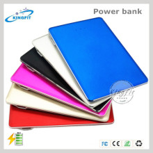 Best Wholsale China Factory Portable Credit Card Shape Mobile Power Bank