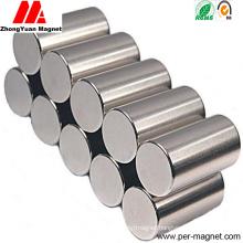 N35 N38 N40 N42 Permanent Cylinder NdFeB Neodymium Magnet