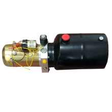 Pompe hydraulique DC12V simple effet