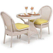 Luxury Durable Easy Cleaning french style dining table and dining chair