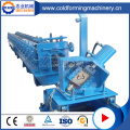Terbaru Arrival storage shelving roll forming machine