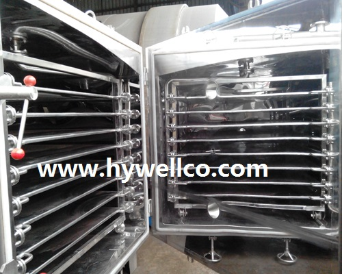 Tray Model Vacuum Dryer