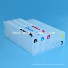 Cartouche d'encre rechargeable de 4 couleurs pour epson T6941-T6945 pour imprimante à jet d'encre Epson T7070