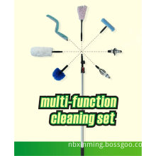 Wholesale high quality microfiber 360 spin mop head
