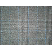 Wool Fabric with Check (Art#UW066)