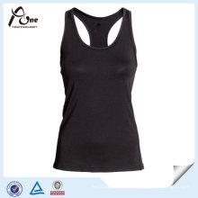 Mädchen Laufbekleidung Plain Tanktop für Frauen