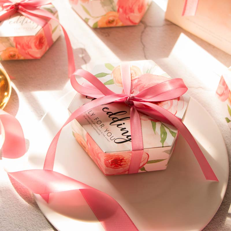 Wedding Candy Box 8
