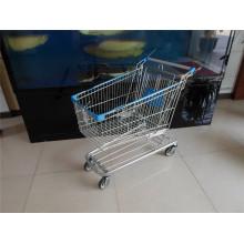Meistverkaufter Supermarkt Einkaufswagen (Wanzl)
