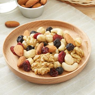 Deluxe Mixed Nuts Food Sortierte Nüsse Getrocknete Nüsse