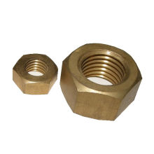Hot Forging Hex Nut with H59 Cooper (DR132)