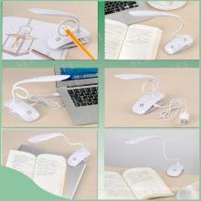 USB Charge LED Reading Lamp
