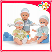 Cute pee doll functional baby dolls for kids