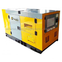 Gain silencieux Diesel haute puissance de 12kVA pour fournir de l'énergie électrique