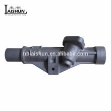 Calidad confiable de aluminio ligero de fundición de piezas de fundición para bicicletas de motor eléctrico